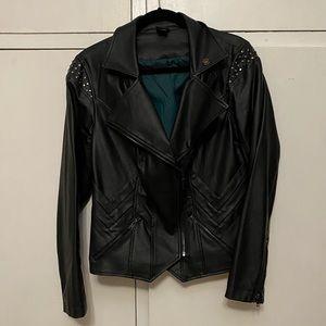 Torrid Faux Leather Jacket - Marvel